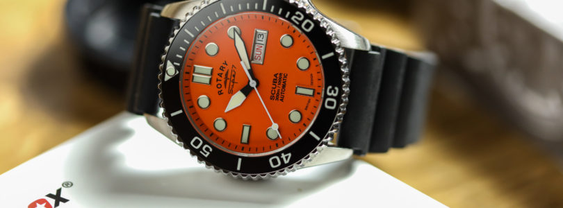 Rotary Super 7 Scuba Hands-On Review
