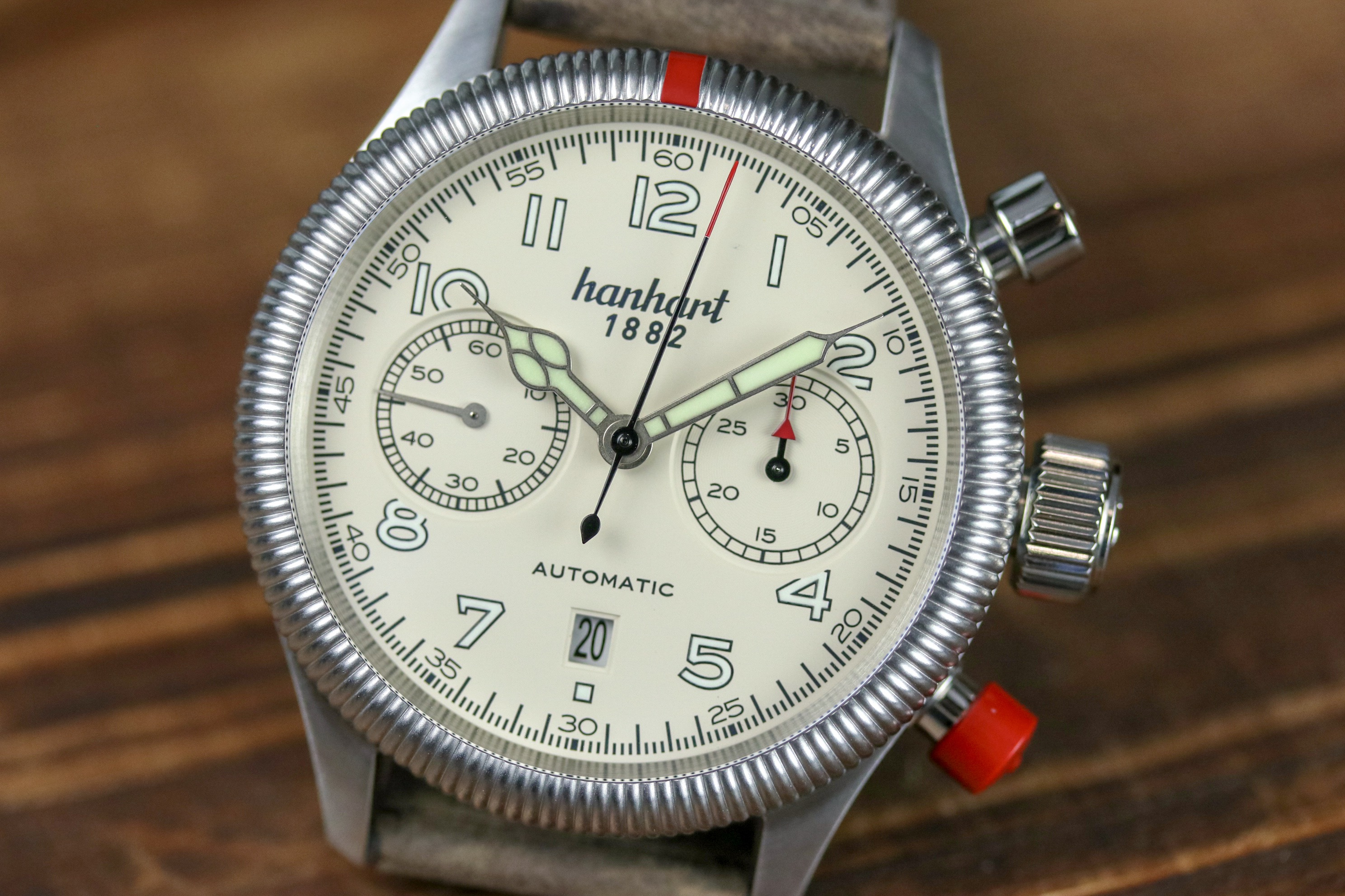 Hanhart Pioneer TwinControl