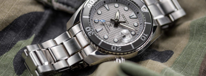 Seiko Sumo Ice Diver Hands-On Review