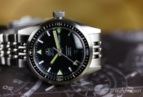 Ollech and Wajs C-1000 Diver
