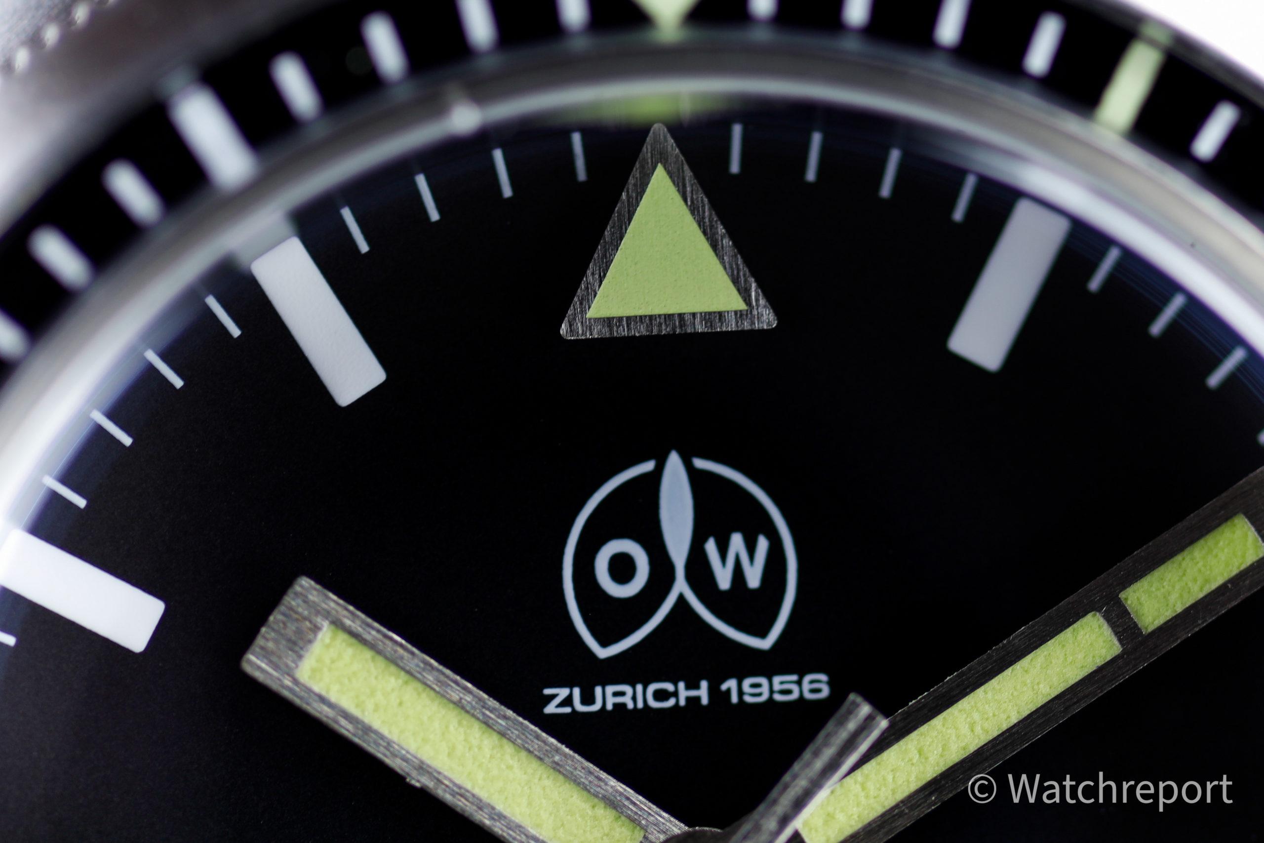 Ollech and Wajs C-1000 Diver