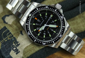 Marathon JSAR Dive Watch Review