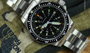 Marathon JSAR Dive Watch Review