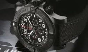 Breitling Super Avenger Military Limited Edition