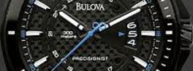 Bulova Precisionist 98B142
