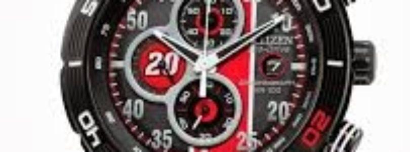 Citizen Matt Kenseth Limited Edition Primo CA0530-41E