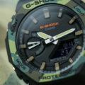 CasiOak Casio G-Shock GA2100SU-1A Review