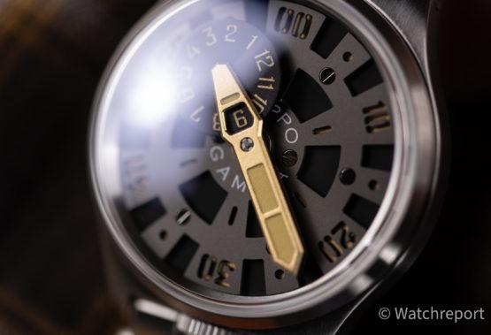 Gruppo Gamma Nexus Watch Review