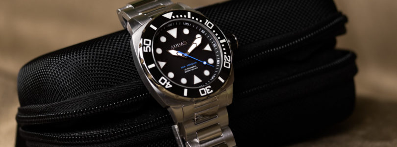 Audaz Sea Armour Watch Review