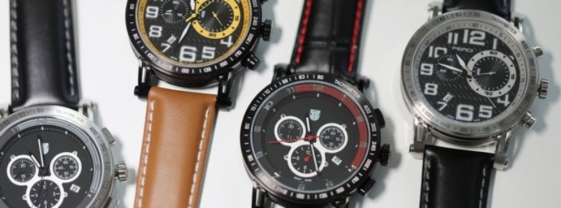 Handmade Ferdi and 3Five6 Watches Launch on Kickstarter
