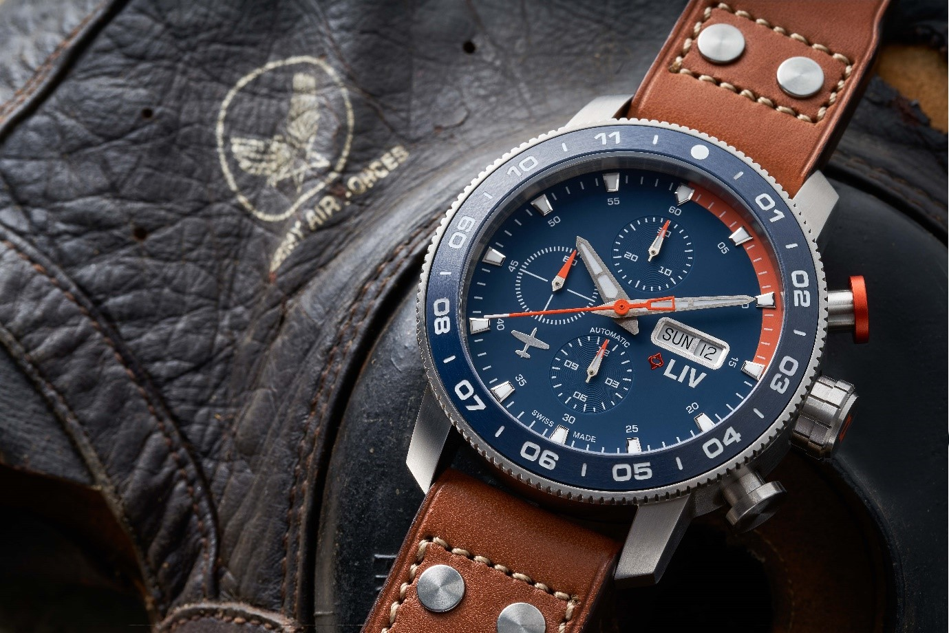 LIV Watches Returns with Stunning GX Limited Edition Swiss Timepieces