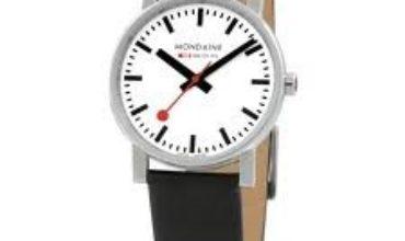 Mondaine Swiss Rail Watch Evo A658.30300.11SBB