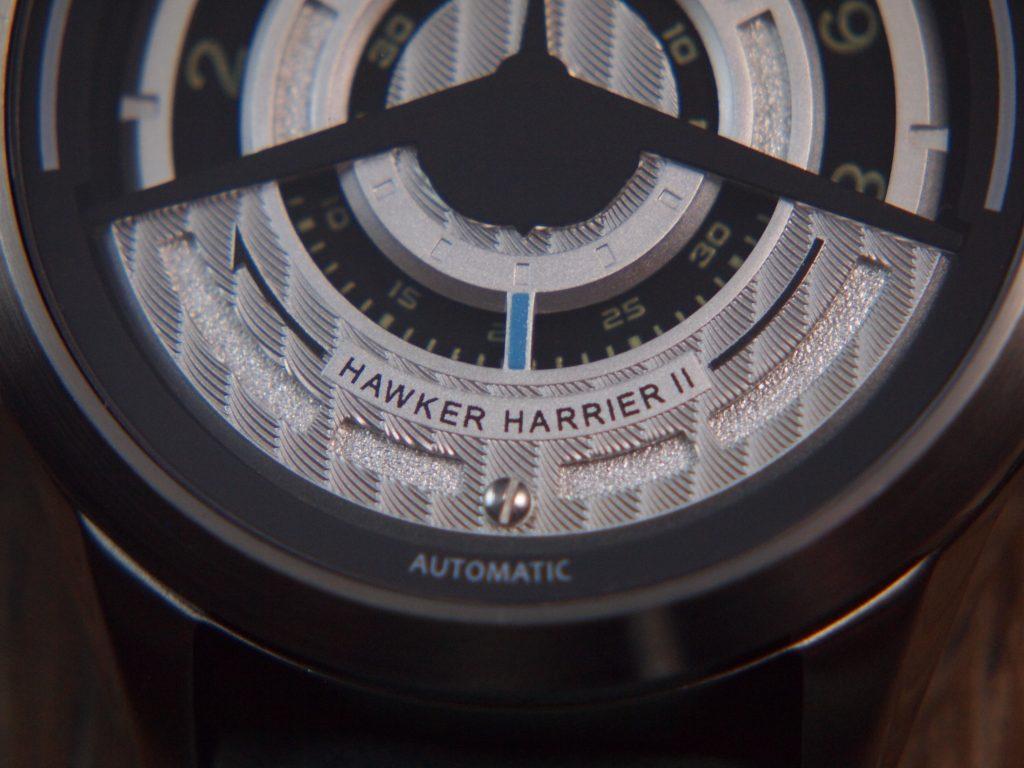 AVI-8 HAWKER HARRIER II Pegasus Concept