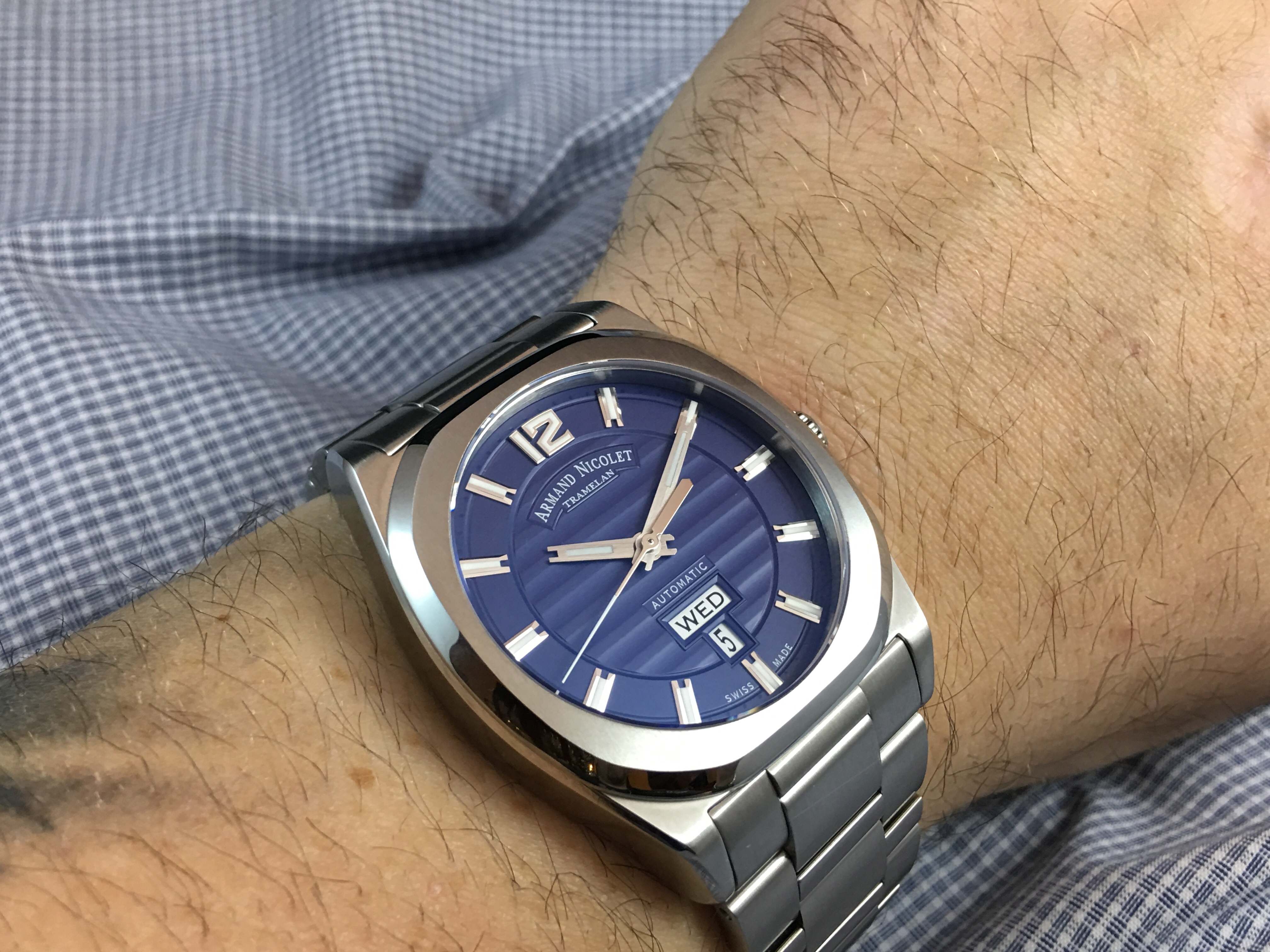 Armand nicolet j09 watch review for Armand nicolet watches