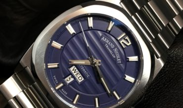 Armand Nicolet J09   Watch Review