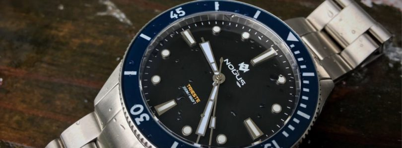 Nodus Trieste | Watch Review