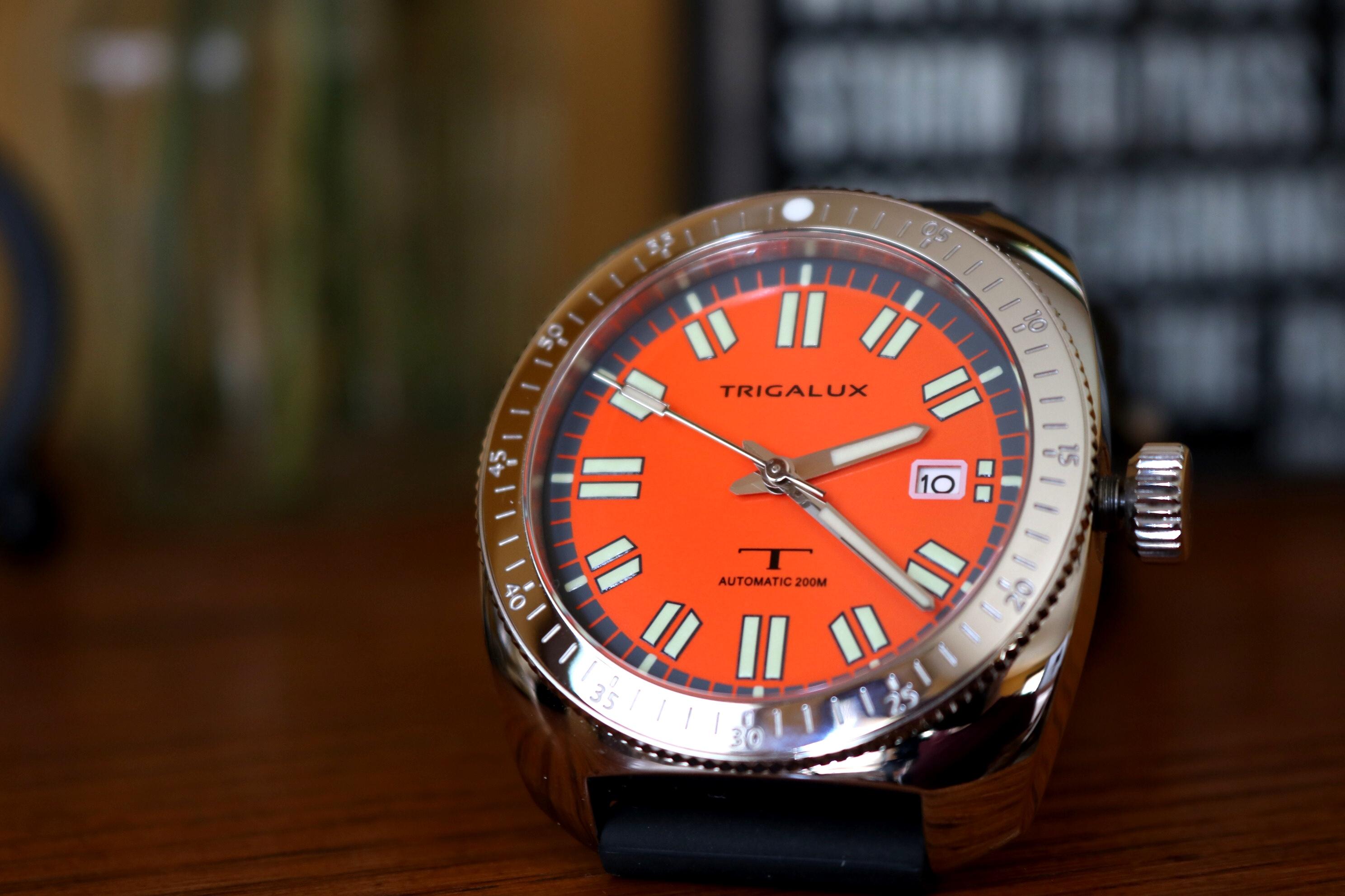 Trigalux T-Diver