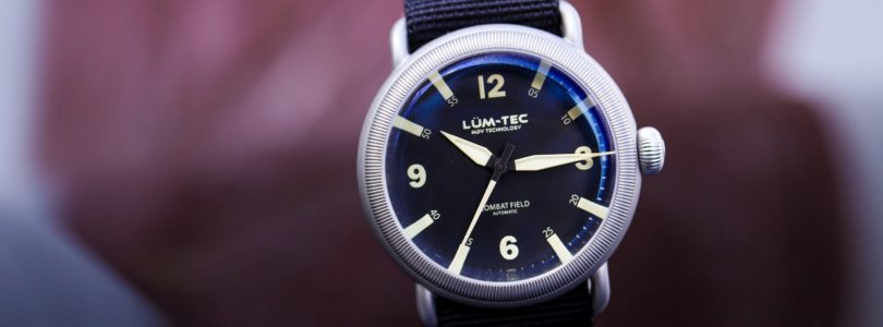Lum-tec Combat Field X1