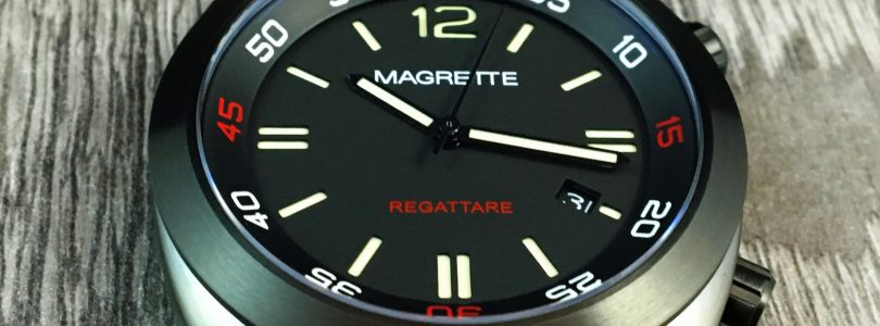Magrette Regattare 11
