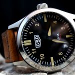 GSD Pilot Watch