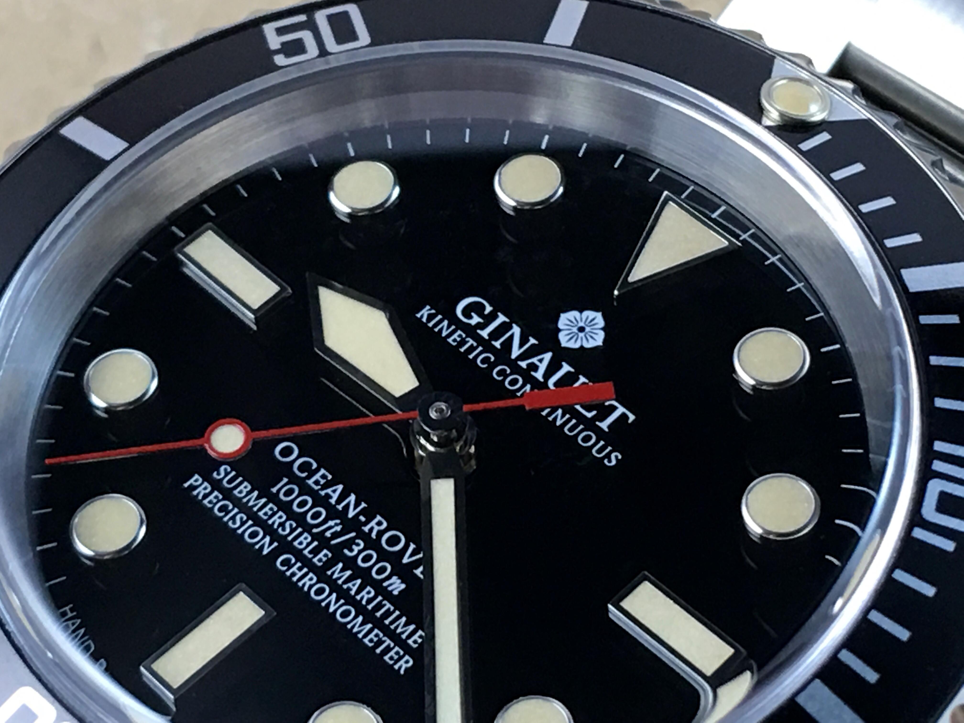 Ginault Ocean Rover