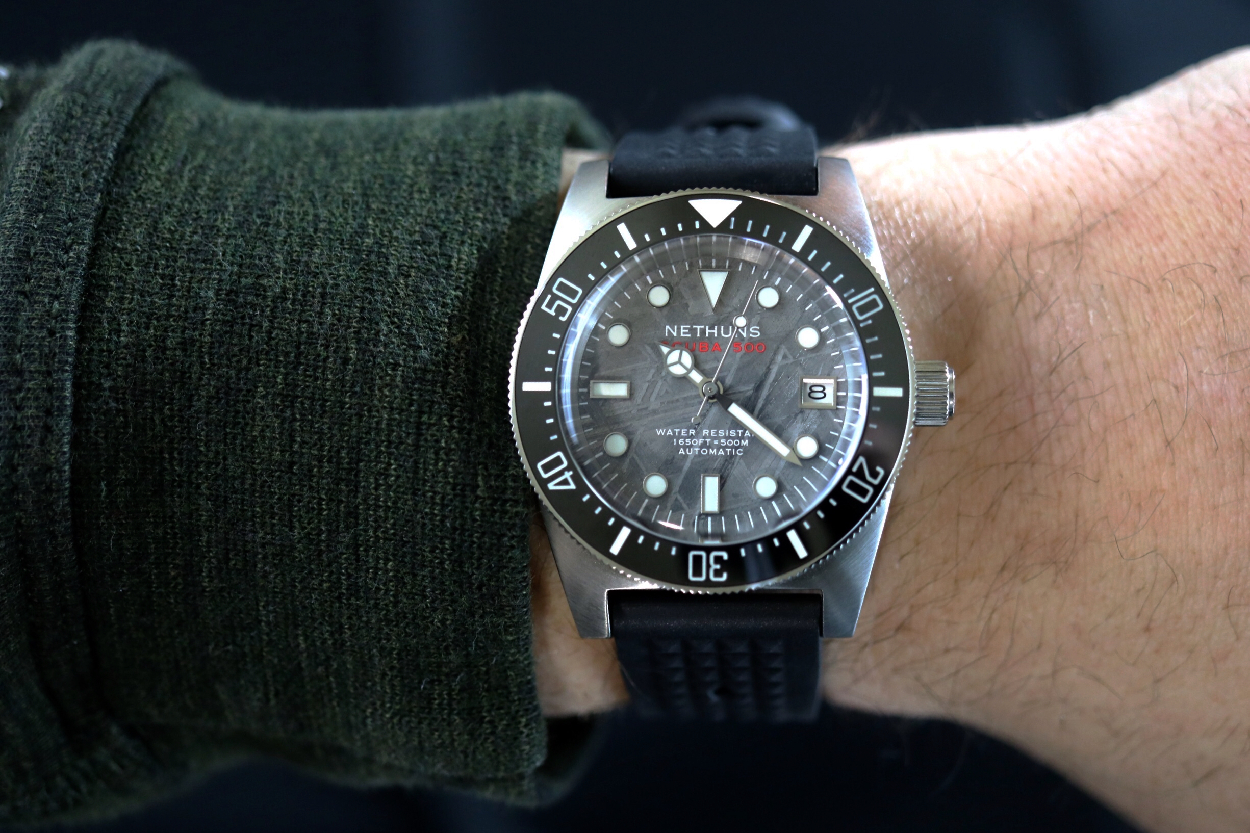 promo video player easter avidiver watches gavox break