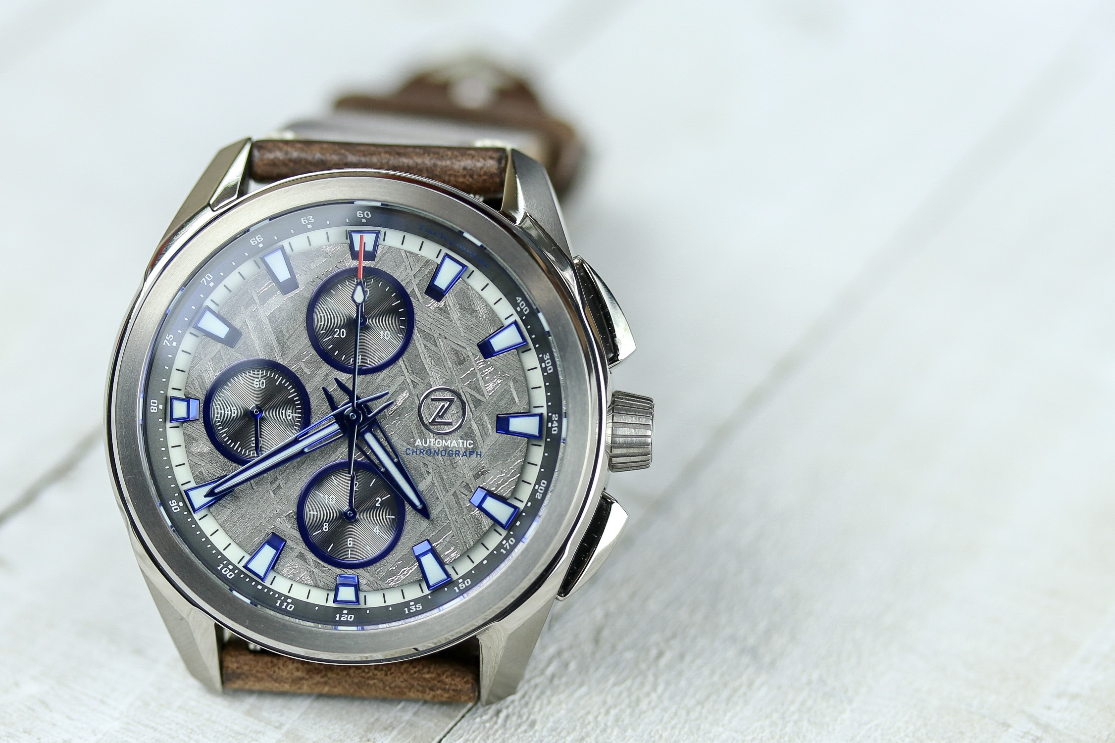 Zelos ZX Chronograph