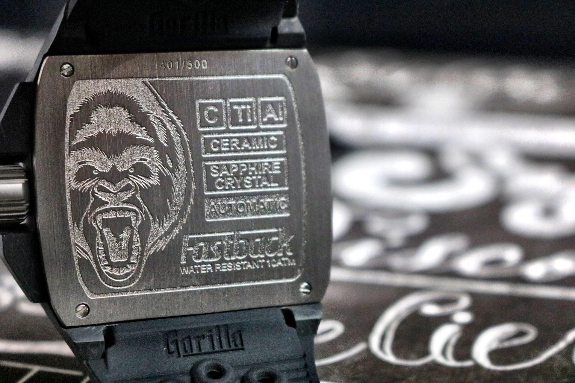 Gorilla Watches Fastback