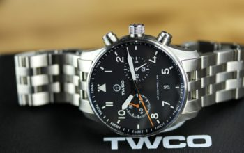 TWCO Air Controller Chronograph