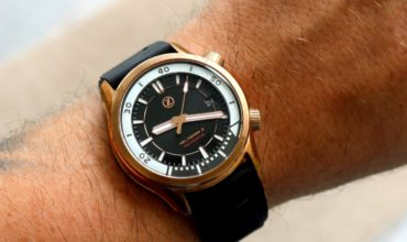 Zelos Helmsman 2 | Hands on Watch Review