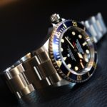 Ginault Ocean Rover Blue Gold