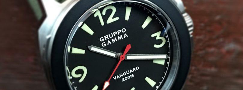 Gruppo Gamma MKIV Vanguard