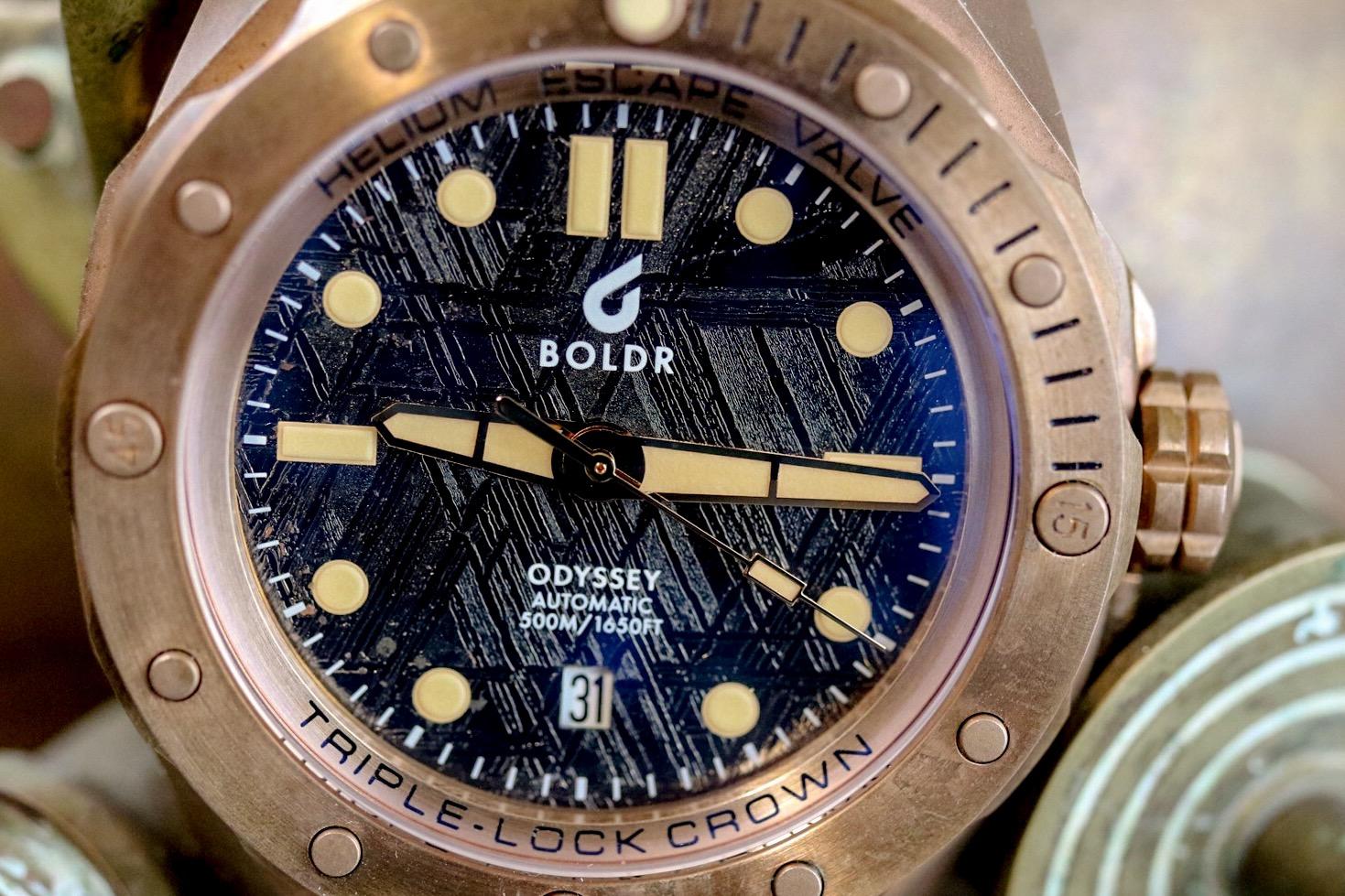Boldr Odyssey Bronze