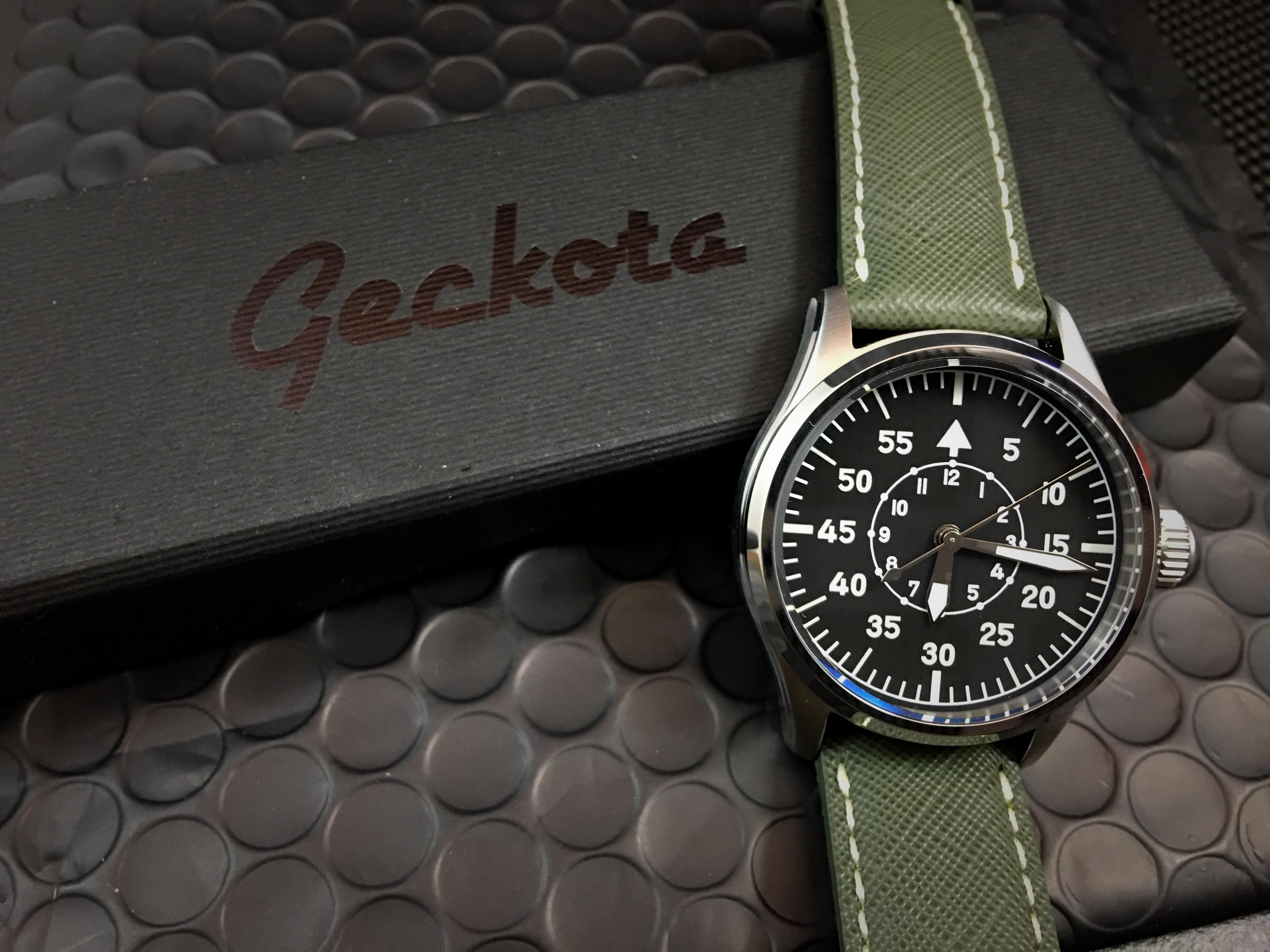 Geckota K1 Pilot