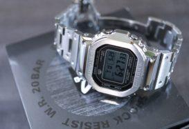 Casio G-Shock GMWB5000D-1