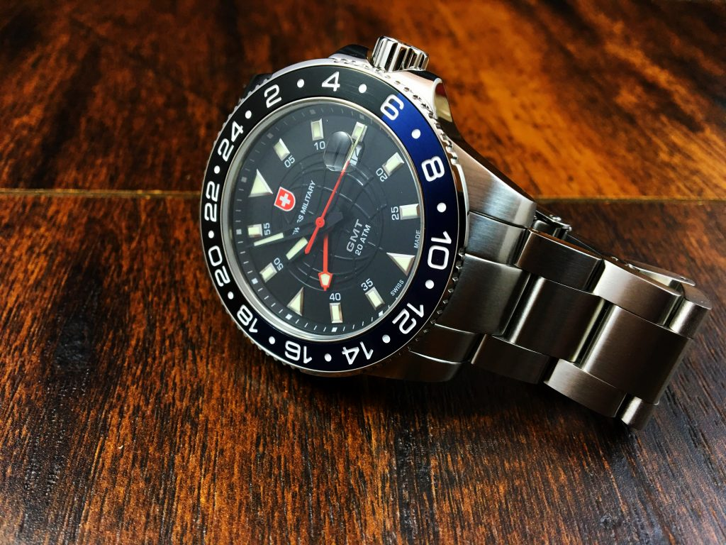 Swiss Military Gmt Watch Review Watchreport Com