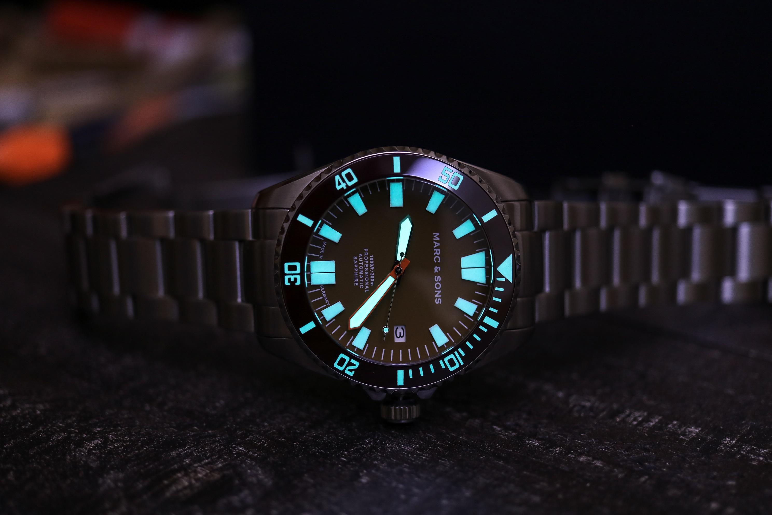 Marc & Sons Diver Sport