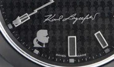 Rolex Oyster Perpetual Milgauss Karl Lagerfeld Edition