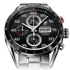 TAG Heuer Carrera Automatic Day Date Caliber 16