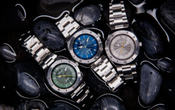 Reverie Diver-Reverie Launches First Dive Watch