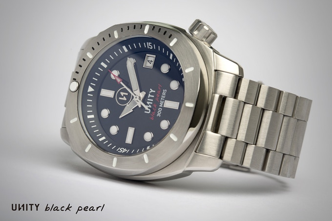Unity Black Pearl Diver