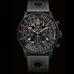 Breitling-Navitimer-Cosmonaute-Black-Steel-Limited-Edition