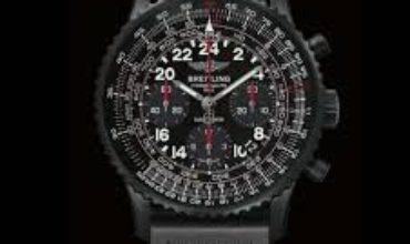 Breitling-Navitimer-Cosmonaute-Black-Steel-Limited-Edition