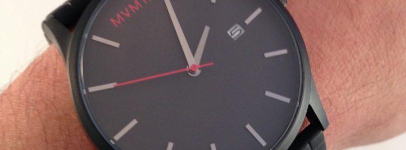MVMT-Black/Black-Watch-Review