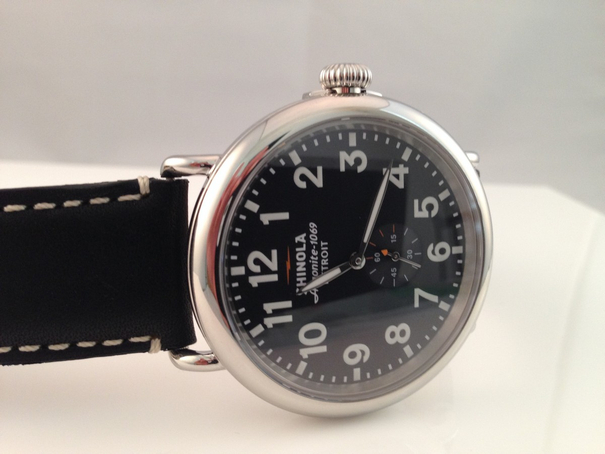 shinola the runwell 47mm review and review