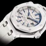 Audemars-Piguet-Royal-Oak-Offshore-Diver-in-White-Ceramic
