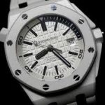 Audemars-Piguet-Royal-Oak-Offshore-Diver-in-White-Ceramic