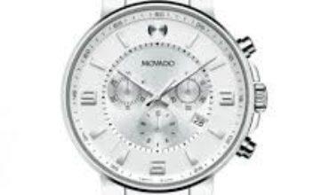 Movado-SE-Pilot's-Chronograph-Watch
