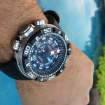 Citizen Eco Drive Promaster Aqualand Depth Meter