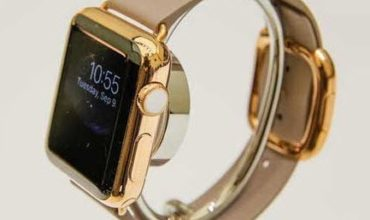Gold Apple Watch to Sell for $1,200